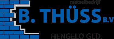 Bouw- en metselbedrijf Bennie Thüss